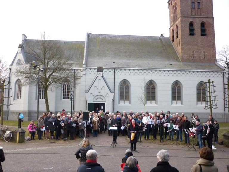 Paasjubel Raad van Kerken 31 maart 2013