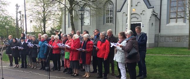 Paasjubel 2017 - het koor